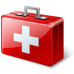128x128 px, First Aid Kit Icon 256x256 png - PNG First Aid