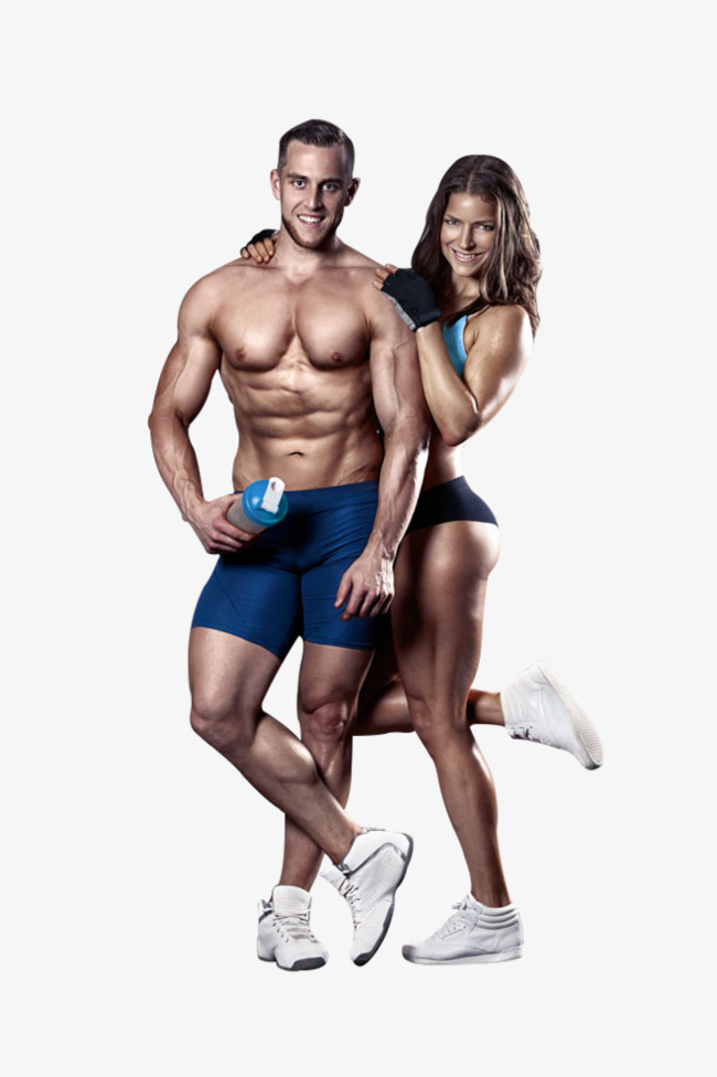 sports fitness men and women, Movement, Fitness, The Man PNG Image and  Clipart - PNG Fitness