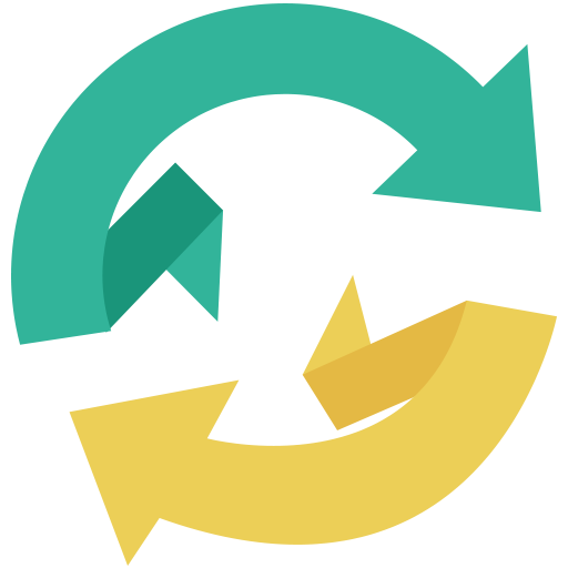 Refresh icon - PNG Flat