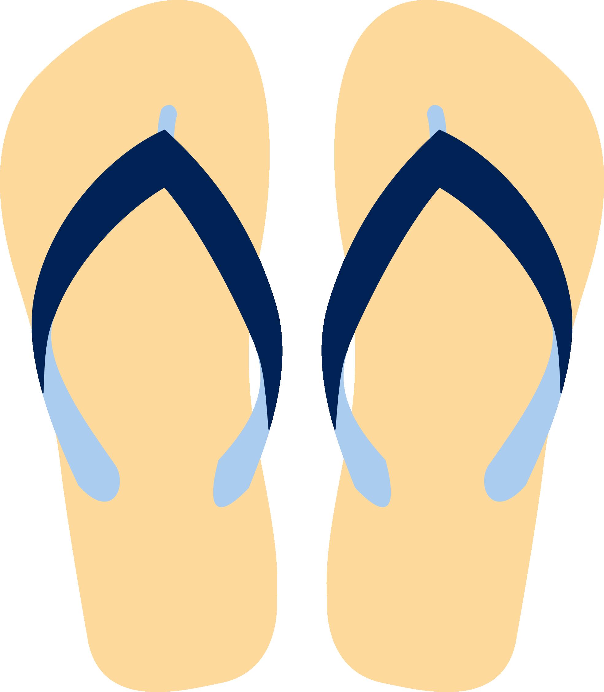clipartist » Clip Art » Havaianas Flip Flops SVG - PNG Flip Flop