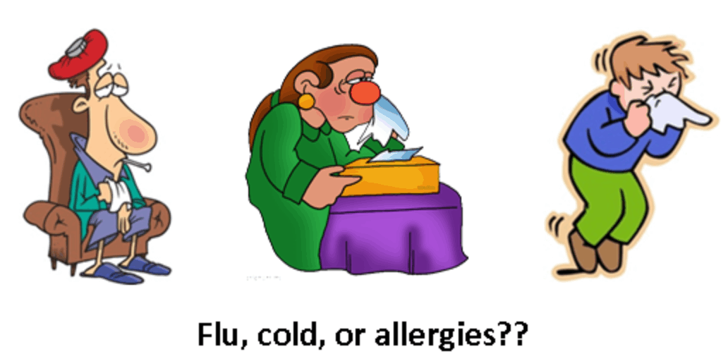 Child Care Issues: Protecting from Cold and Flu - PNG Flu