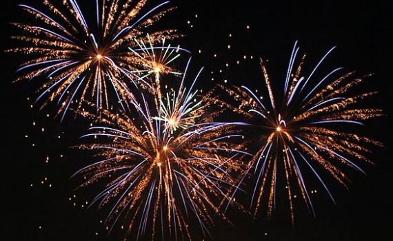 Fogo de Artifício - PNG Fogos De Artificio