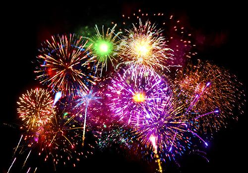 Fogos de artifício - PNG Fogos De Artificio