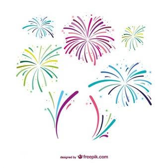 Fogos de artifício projeto do vetor livre - PNG Fogos De Artificio