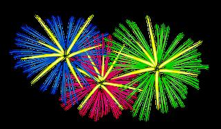 Fogos de Artificios em Png - PNG Fogos De Artificio