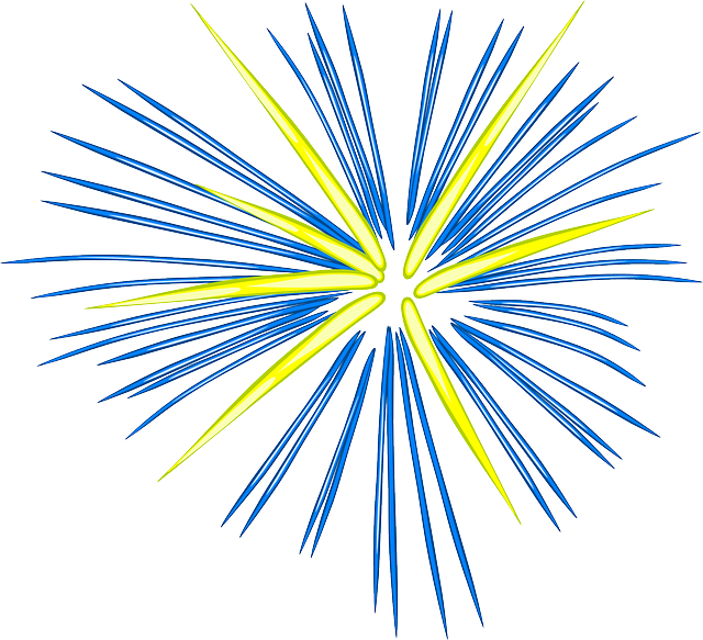 Imagem vetorial gratis: Fogos De Artifício, Blue - Imagem gratis no Pixabay  - 152949 - PNG Fogos De Artificio