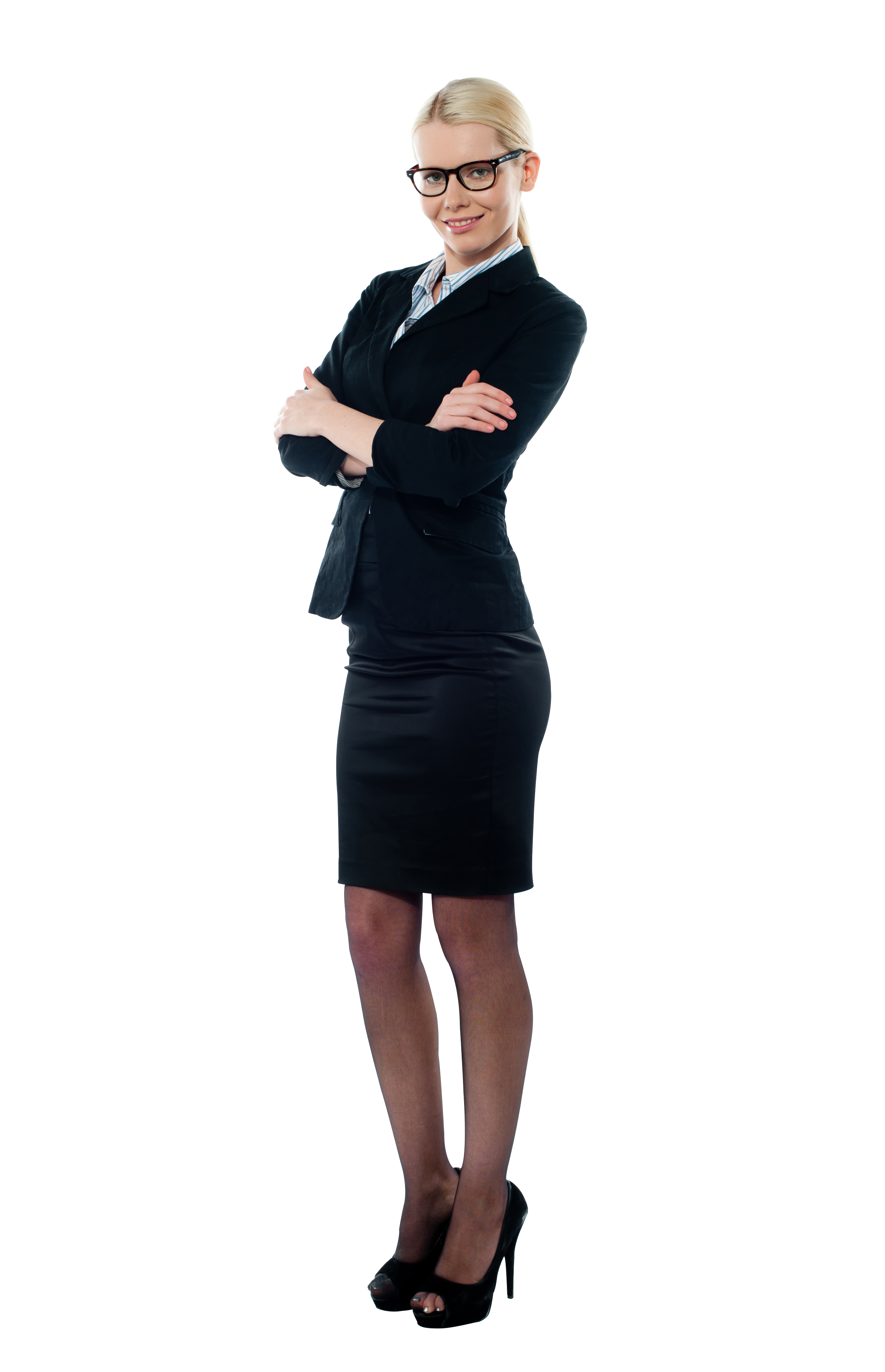 Business Women Free Commercial Use PNG Image - PNG For Business Use