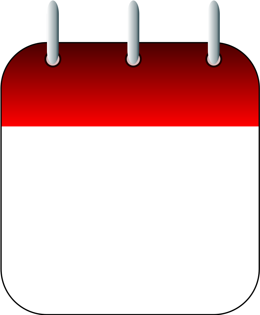 blank calendar png - PNG For Calendar