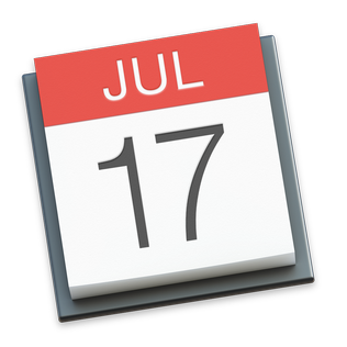 Dosya:Apple Takvim OS X Calendar Icon.png - PNG For Calendar