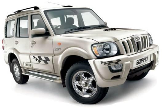 Mahindra Scorpio Special Edition - PNG Four Wheeler