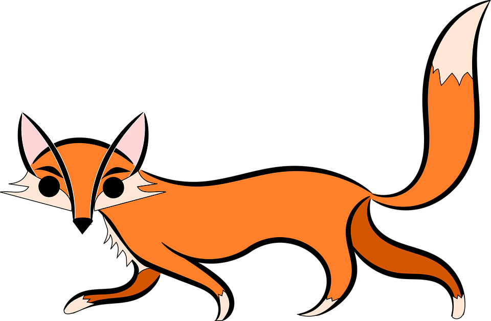 PNG Fox Cartoon - 66284