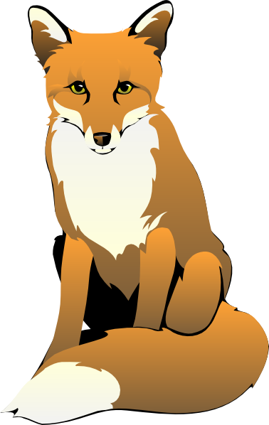 PNG Fox Cartoon - 66277