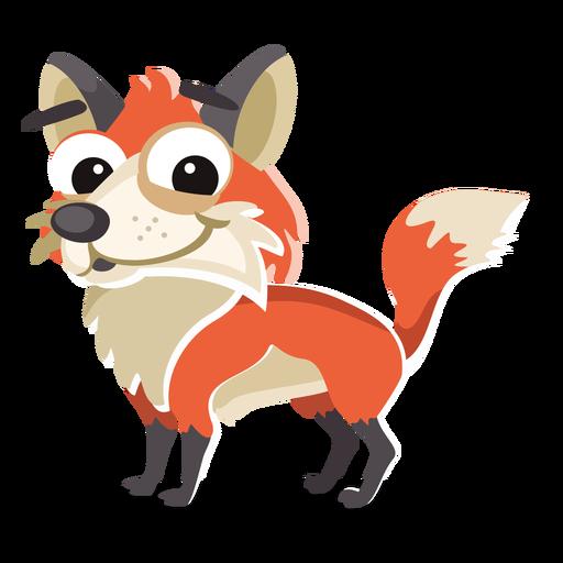 png fox cartoon transparent fox cartoonpng images pluspng