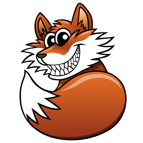 PNG Fox Cartoon - 66274
