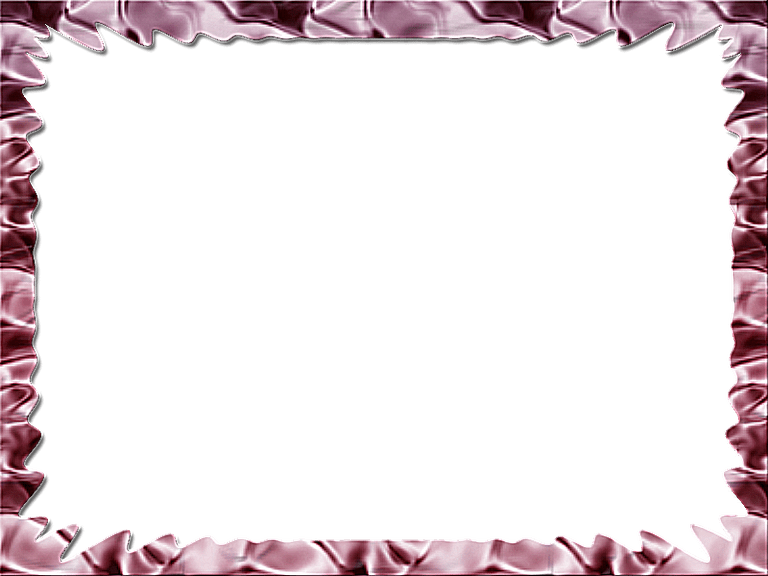 Satin Frame - PNG Frames For Pictures