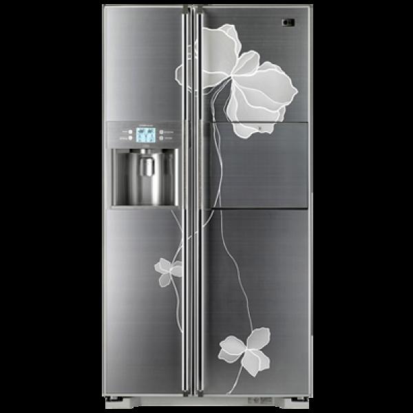 LG Refrigerator PNG Image - PNG Fridge