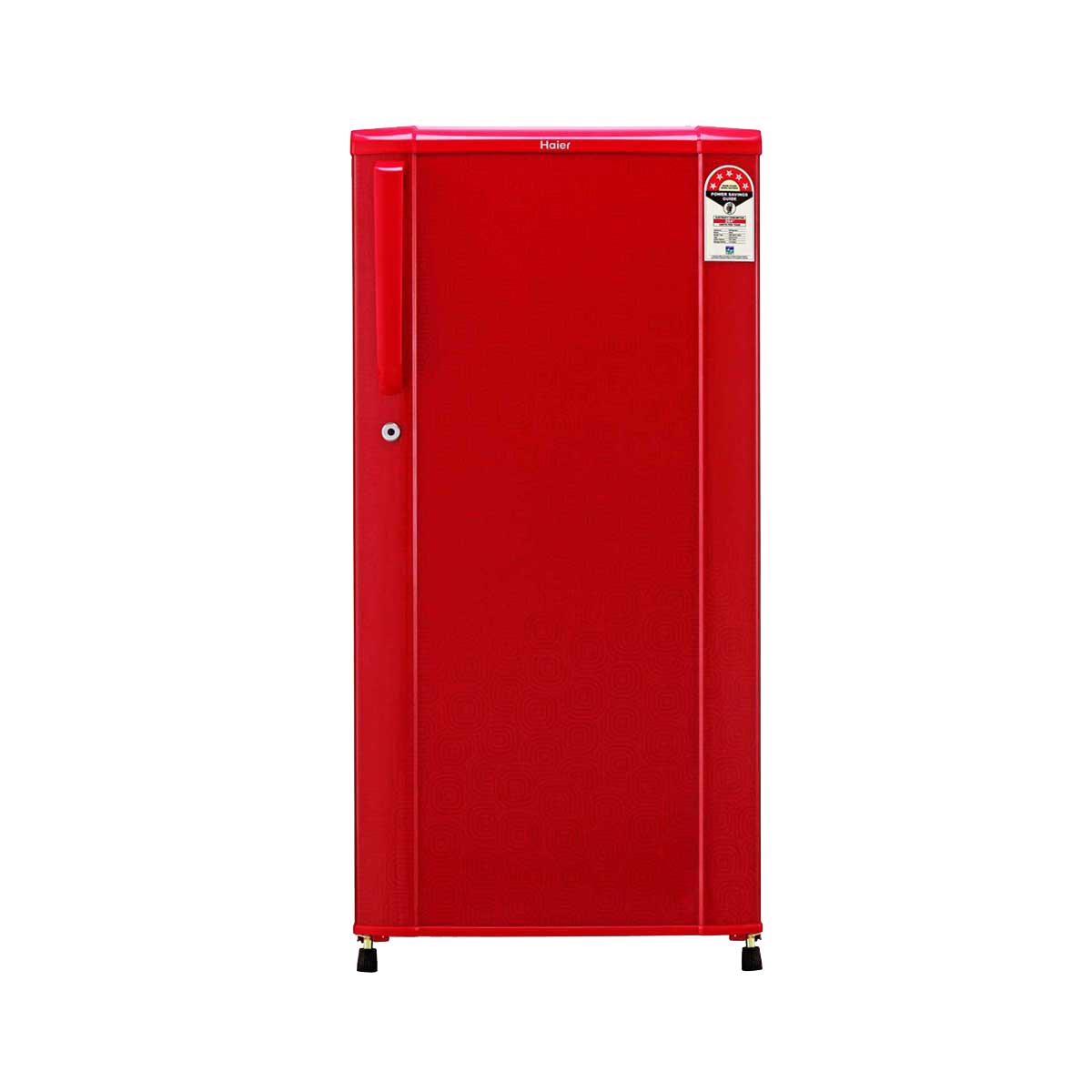 Single Door Refrigerator PNG Image - PNG Fridge
