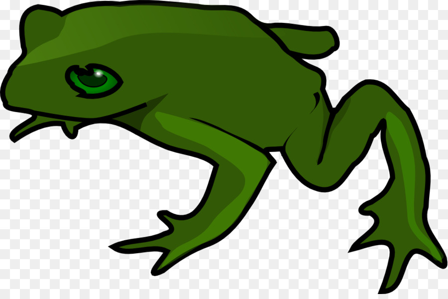Kermit the Frog Clip art - Frog On Lily Pad Clipart - PNG Frog On Lily Pad