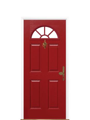 4 Panel Sunburst Red Composite Front Door - PNG Front Door  sc 1 st  PNG & PNG Front Door Transparent Front Door.PNG Images. | PlusPNG