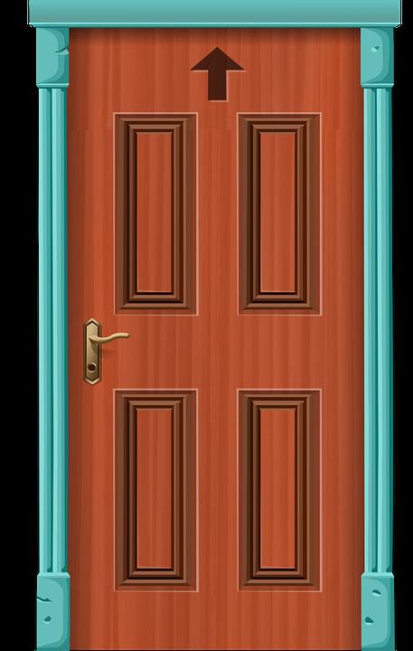 PNG Front Door - 66676