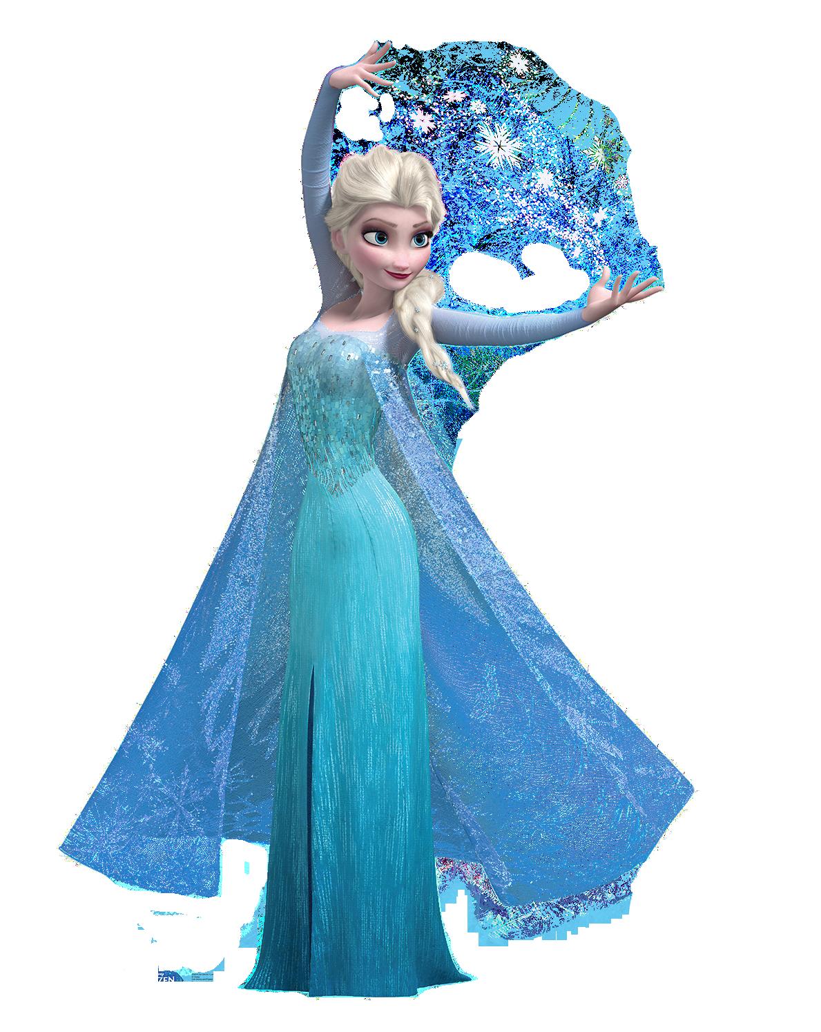 elsa-frozen-disney-03 - PNG Frozen