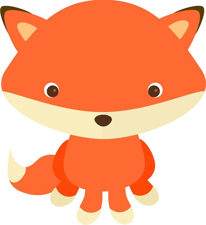 bezaubernd adorable fuchs tier niedlich - PNG Fuchs Kostenlos