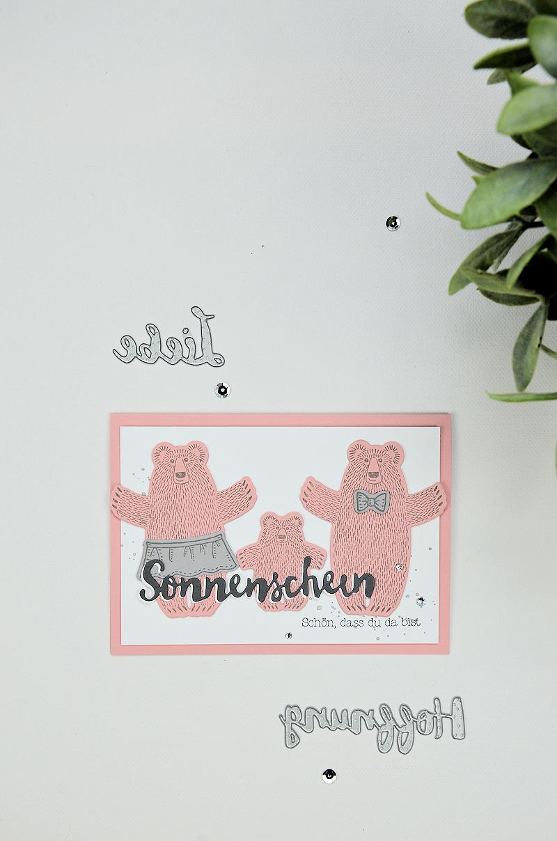 Babykarte, Karte zur Geburt, Stampinu0027 Up!, Grüße voller Sonnenschein - PNG Geburtstagsstrauss