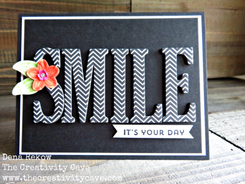 Check out the fun video for making this ADORABLE card using Stampin Upu0027s  Large Letters Framelits - PNG Geburtstagsstrauss