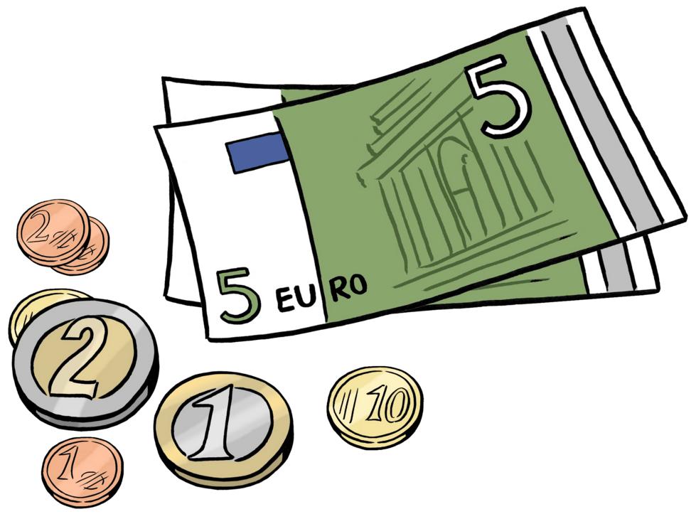 PNG Geld Euro - 67360