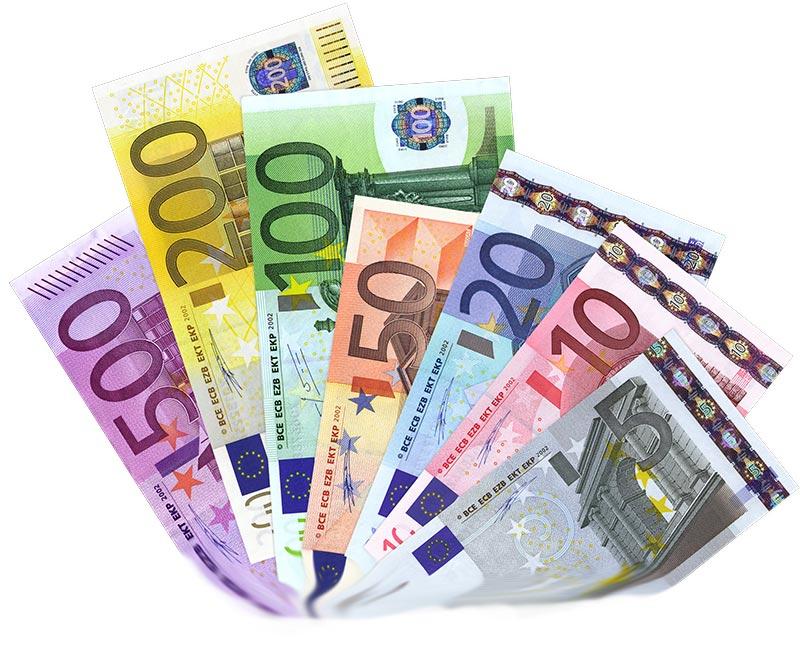 PNG Geld Euro - 67352