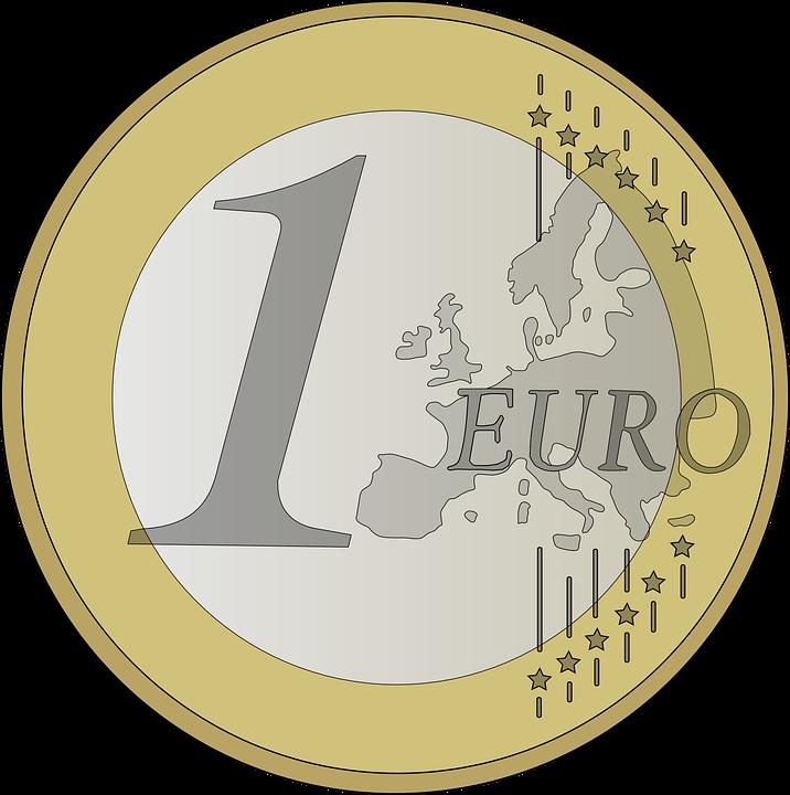 Münze, Euro, Europa, Frankreich, Geld, Währung - PNG Geld Euro