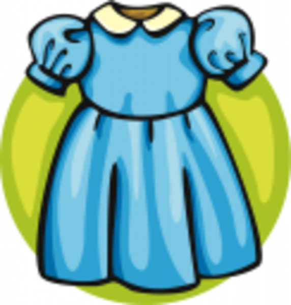 PNG Get Dressed Kids - 67024