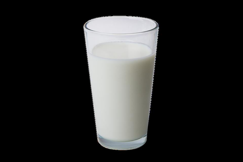 Milk, Glass, Drink, Fresh, Beverage, Food, Healthy - PNG Glass Of Milk