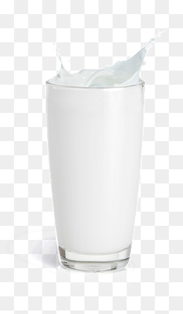 milk, Solid, White Milk, Milk PNG Image and Clipart - PNG Glass Of Milk