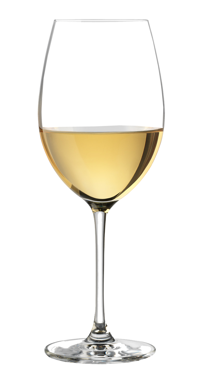 . PlusPng.com White wine glass transparent background - PNG Glass Of Wine