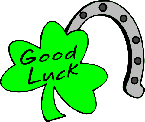 PNG Good Luck - 52996