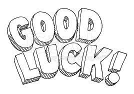 Good Luck! - PNG Good Luck
