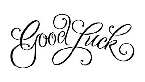 Good Luck Banner - PNG Good Luck