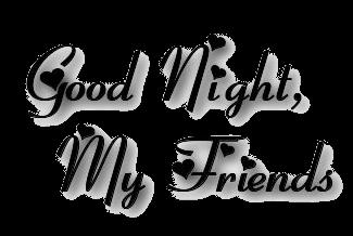 PNG Good Night