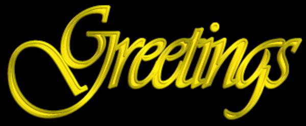 PNG Greetings - 65711