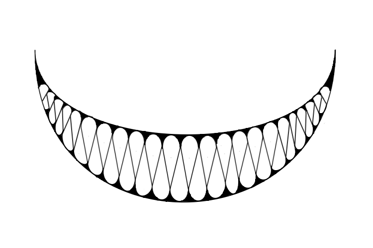 Vampire Grin clothing icon ID