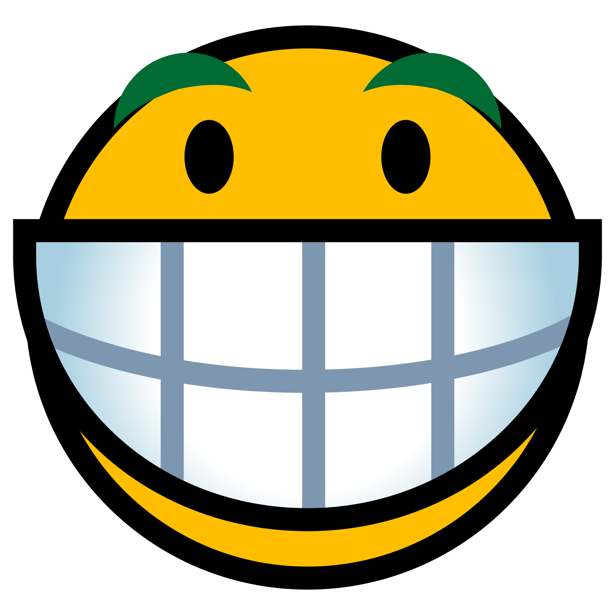 File:Biggrin-smiley.png - Wikimedia Commons - PNG Grin