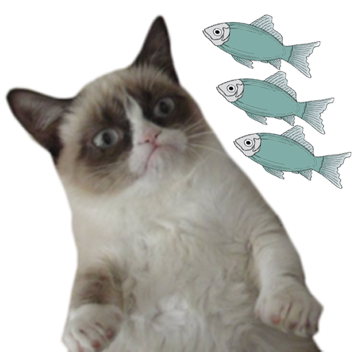 PNG Grumpy Cat - 65994