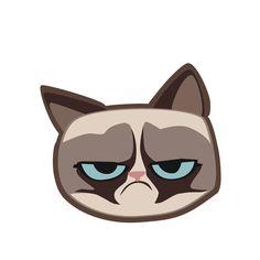 PNG Grumpy Cat - 65996