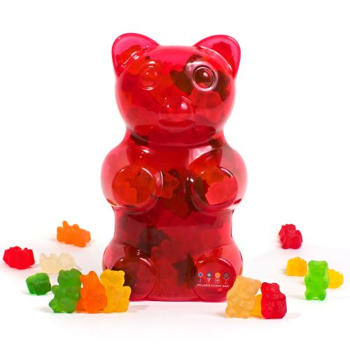PNG Gummy Bear-PlusPNG.com-500 - PNG Gummy Bear