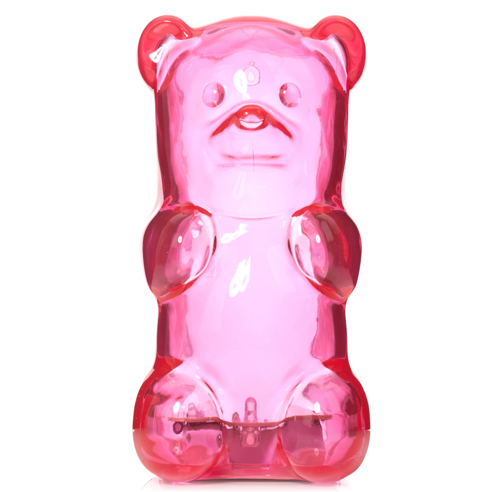 . PlusPng.com Accoutrements u0026 Friends Pink Gummy Bear Lamp PlusPng.com  - PNG Gummy Bear
