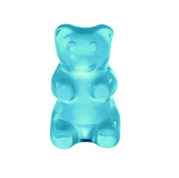 Blue Gummy Bear Png image #30421 - PNG Gummy Bear