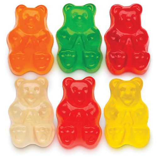 gummy-bears - PNG Gummy Bear