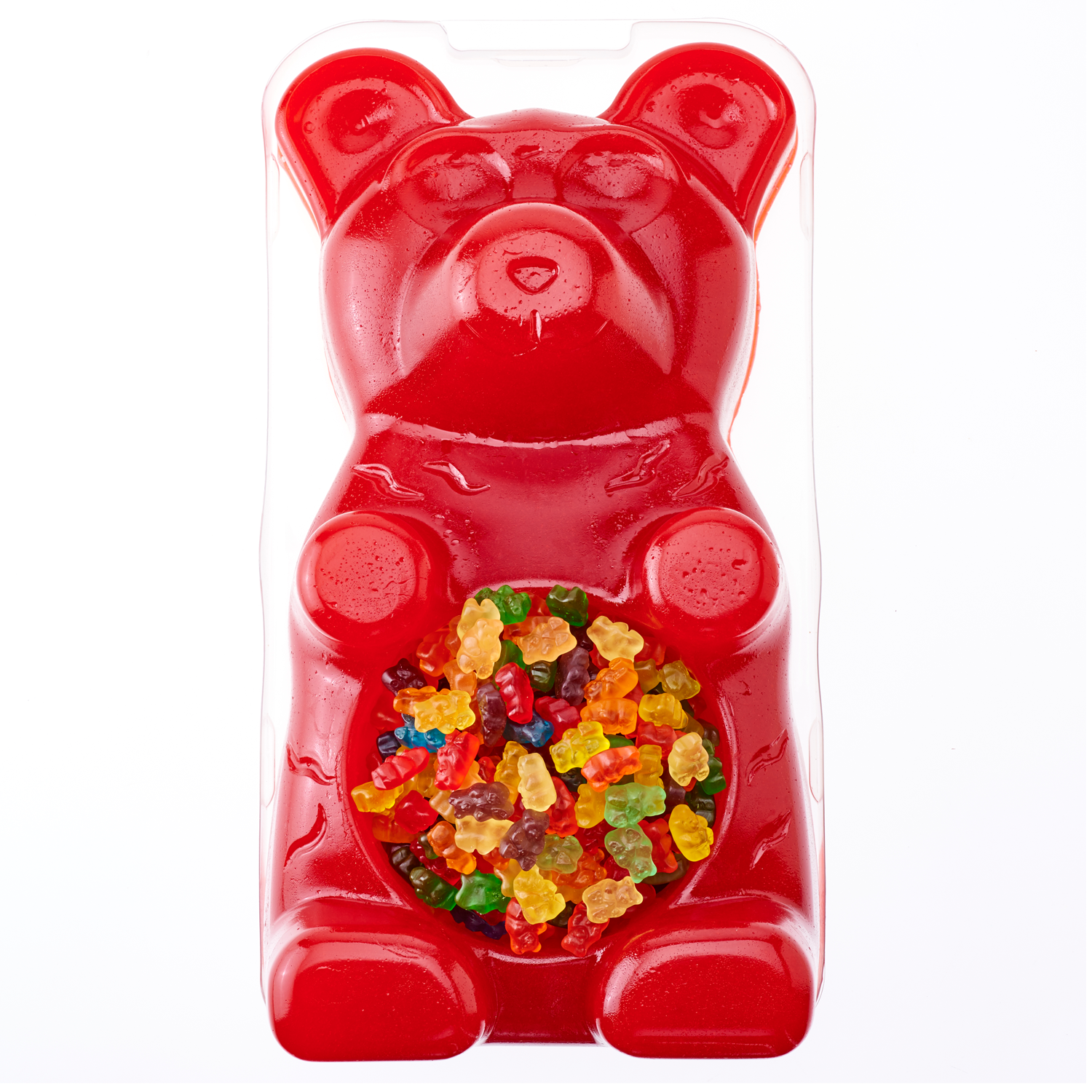 ITu0027SUGAR Giant 27LB Gummy Bear - PNG Gummy Bear