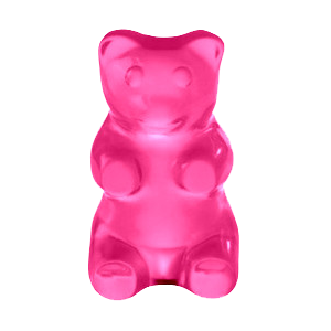 PNG Gummy Bear - 65605